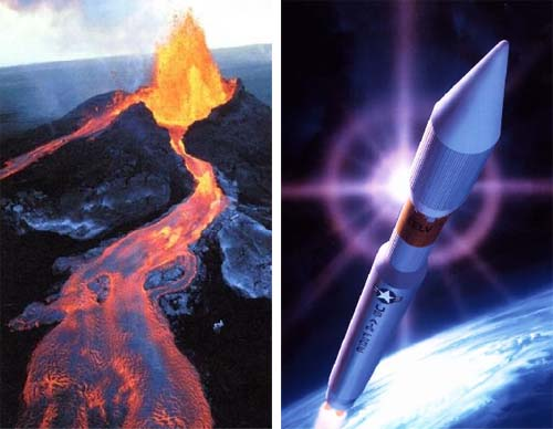 manmade volcano 5 Strange Stop Gap Solutions to Climate Problems