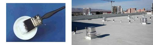 white roofs 5 Strange Stop Gap Solutions to Climate Problems