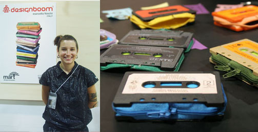 Casette Tape Wallets