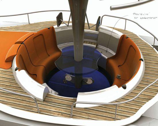 Human Powered Boat