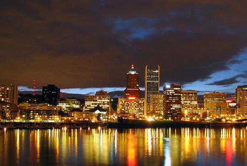 Portlands Bright Nights Photo by Matt McGee