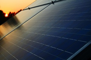 Solar photovoltaics can use the sun to power a home with minimal environmental damage. Photo by Pink Dispatcher