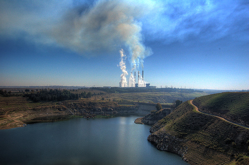 Sky Factory by Taras Kalapun