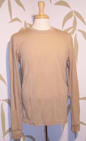 100 percent bamboo jersey by Bamboosa.