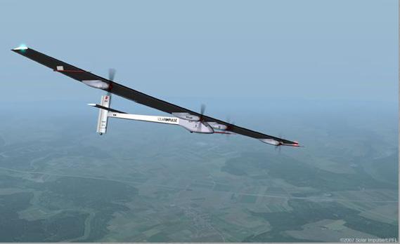 solar impulse plane
