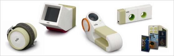 Sony's crank-powered gadgets