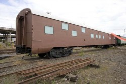 exterior rail car 3tent Recycled Buildings: Awesomely Creative Reuse Projects