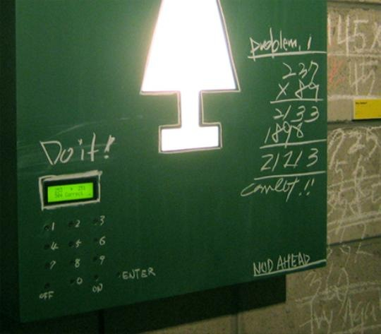 Math Challenge Lamp by Mingyu Jeung_540