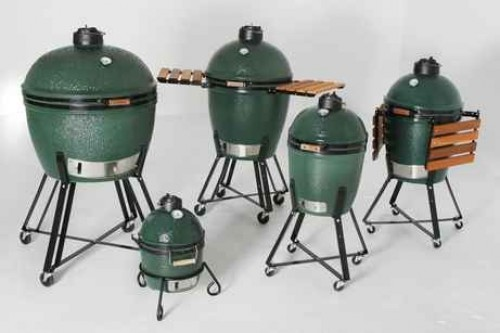 big green egg grills 10 Eco Friendly BBQ Grills to Green Your Summer