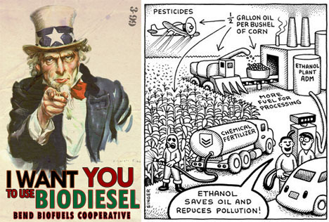 Biofuels Good or Bad