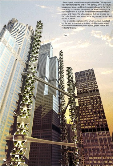 Skyscraper Architecture