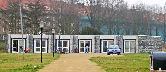 Skaeve Huse, Amsterdam