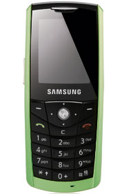 Samsung corn based Eco phone