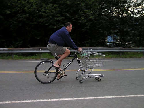 The Cart Bike
