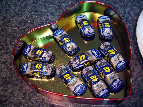 Chocolate gas - Photo by chadmagiera via Flickr