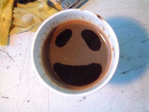 Coffee by e's via Flickr