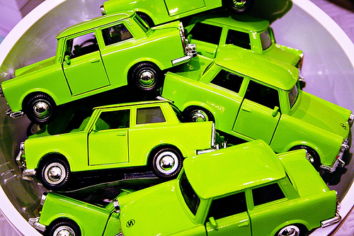 Green transport by doug88888 via Flickr