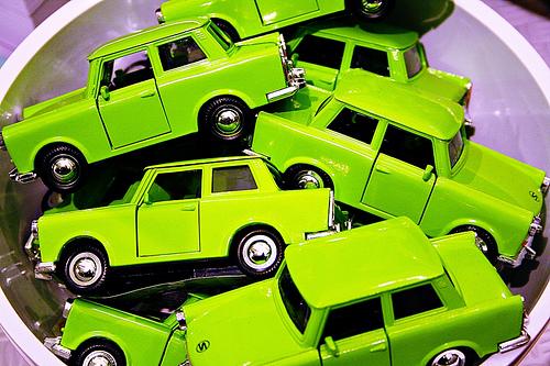Green transport by doug88888 via Flickr