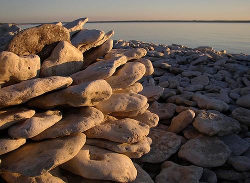 Limestone Gotland by Per Ola Wiberg